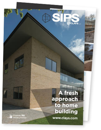 A thumbnail view of our Maudsley family SIPs home case study PDF leaflet